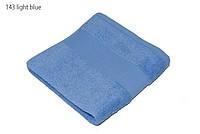 Classic osuška 70x140 cm, 100 % bavlna, 450 g/m2, sv. modrá