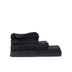 Malý ručník ONE CLASSIC 30x50 cm, 500 gr/m2, tmavě šedá