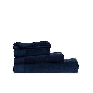 Malý ručník ONE CLASSIC 30x50 cm, 500 gr/m2, námořní modrá