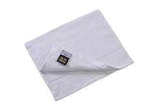 Hotelový ručník 30x50 cm, 500 g, bílá