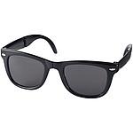 BOLARUS Skládací sluneční brýle, černá