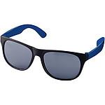 BYNAUS Plastové sluneční brýle, tmavě modrá