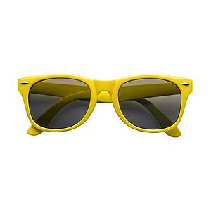 Sluneční brýle s UV400, žluté