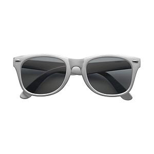 Sluneční brýle s UV400, stříbrné