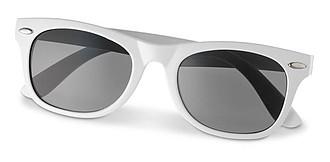 Sluneční brýle pro děti, bílá
