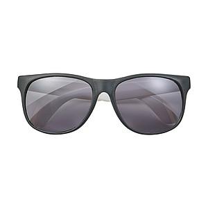 PINTANO Plastové sluneční brýle s UV 400ochranou, bílá