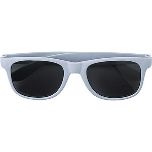 TANGERO Sluneční brýle, UV400, bambusové obroučky, modré