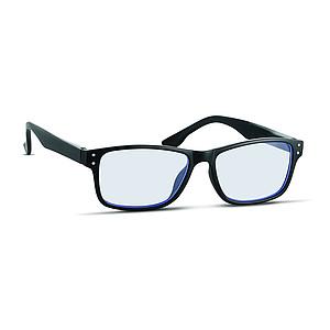 Brýle k počítači filtrující modré světlo