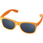 Výrazně barevné dětské sluneční brýle, červená
