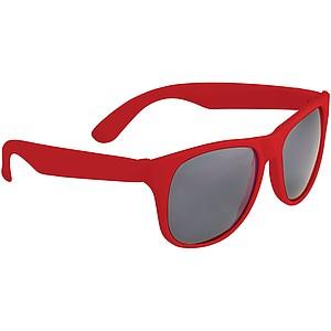 Sluneční brýle Retro, červená