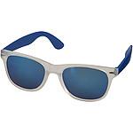 Sluneční brýle SunRay - zrcadlová skla, námořní modrá