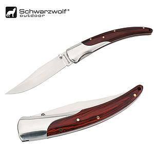 SCHWARZWOLF RAY zavírací nůž - reklamní bundy
