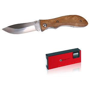 SCHWARZWOLF JUNGLE zavírací nůž s pojistkou - reklamní bundy