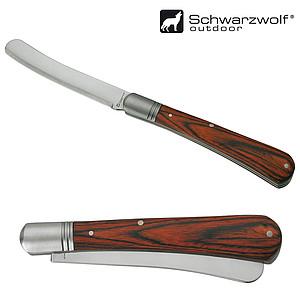 SCHWARZWOLF GARMISCH nůž na máslo - reklamní bundy
