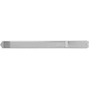 Řezací nůž z nerezové oceli, stříbrná