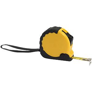 DORNO Svinovací metr, 3m, černo žlutý