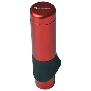 SCHWARZWOLF KAPILA bezpečnostní kapesní svítilna, červená