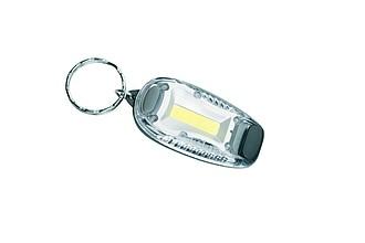 SCHWARZWOLF POSO mini světlo s klipem a řetízkem na klíče