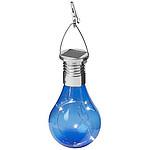 Solární LED svítilna Surya, modrá