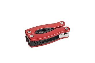 SCHWARZWOLF PONY NEW mini multifunkční nářadí, červená, malá