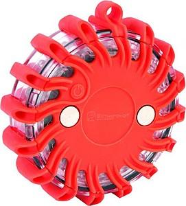 SCHWARZWOLF NITANY výstražné nouzové světlo, magnet, 16 LED, vč.baterie