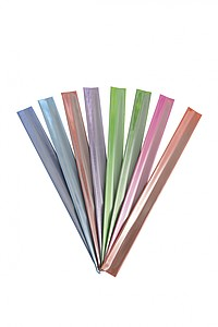 BELTINO Reflexní svinovací pásek na ruku, zelený