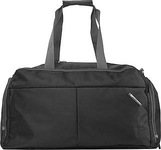 PALIKIR Sportovní taška GETBAG s koncovými kapsami