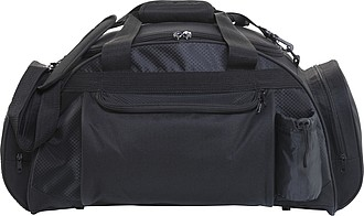 Cestovní taška s mnoha kapsami