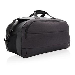 NEW Moderní víkendová cestovní taška Swiss Peak, černá