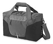 Víkendová cestovní taška zn. Elevate, šedá, černá