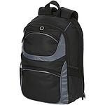 Trendy sportovní taška s přední kapsou na zip, zelená