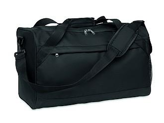 Sportovní taška z RPET, černá