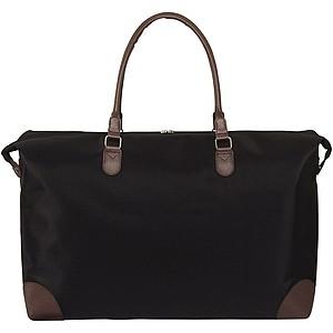 Víkendová taška Adalie, černá