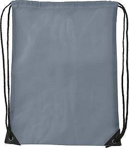 NIMBO Stahovací batoh, šedý