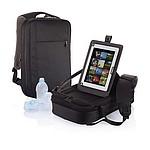 Batoh na laptop s integrovaným držákem na tablet