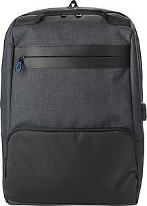 PATRAS Batoh s kapsou na laptop