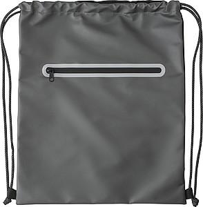 Stahovací batoh s voděodolným povrchem