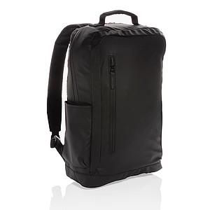 "Černý batoh na 15,6"" notebook Fashion PVC free, černá"