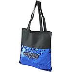 Šňůrkový batoh z recyklované bavlny, béžová