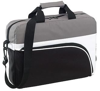 Tříbarevná taška na notebook