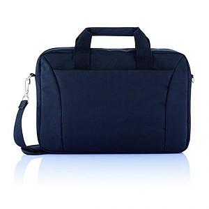 """MOKUJIN Konferenční taška na laptop o velikosti 15"""", černá"""