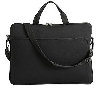 """Neoprenová taška na laptop o velikosti 14"""", černá"""