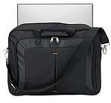 Taška na notebook, odnímatelný popruh, černá