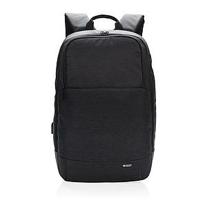 """Moderní batoh na 15"""" notebook, černá"""