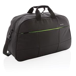 """Soho business víkendová taška na 15,6"""" notebook z RPET, černá"""