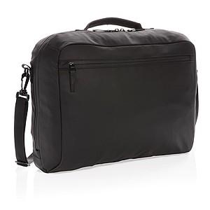 """Černá taška na 15,6"""" notebook Fashion PVC free, černá"""
