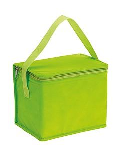 Chladící taška, světle zelená