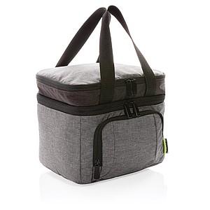 Chladící taška Fargo z RPET, šedá