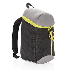 Turistický chladící batoh 10L, černá