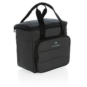 Chladící taška Impact z RPET AWARE™, černá